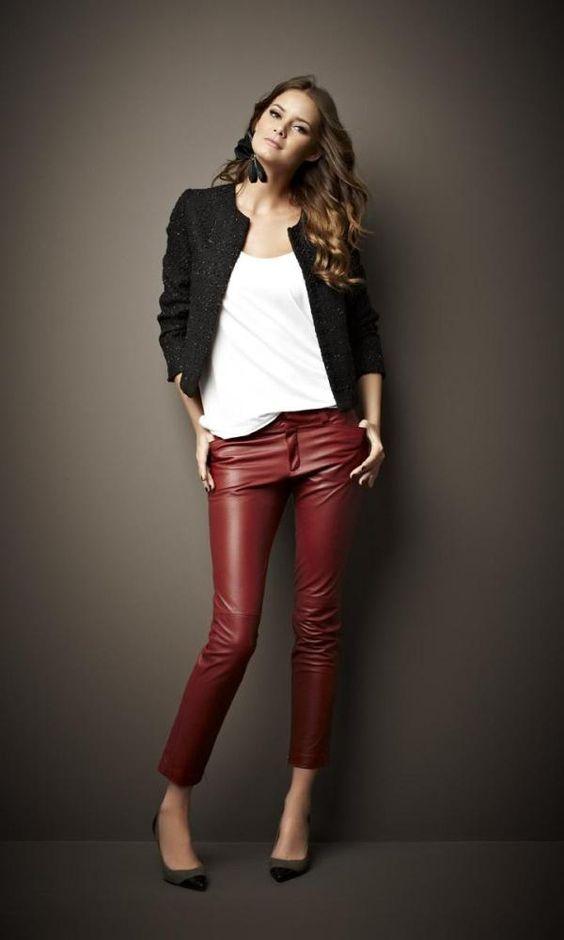 calca-de-couro-colorida-moda-2017