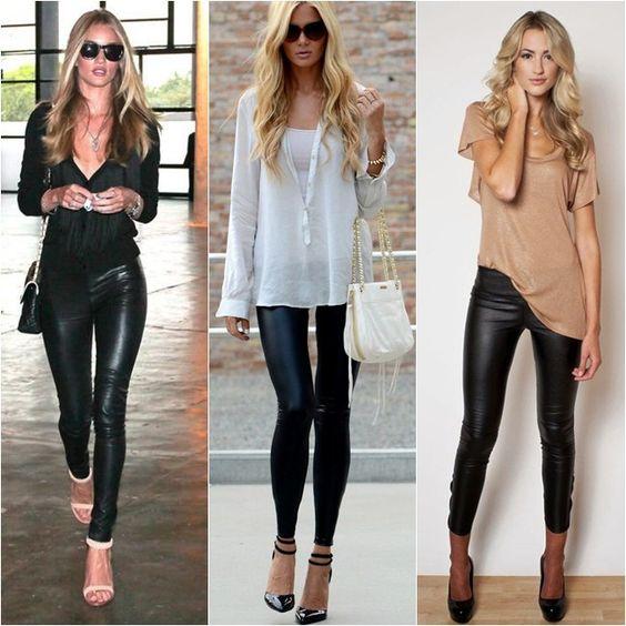 legging-de-couro-moda-2017