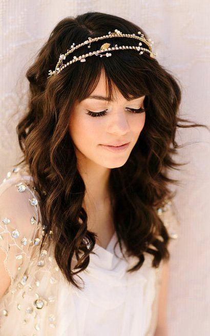 fotos de penteados para noivas 2017