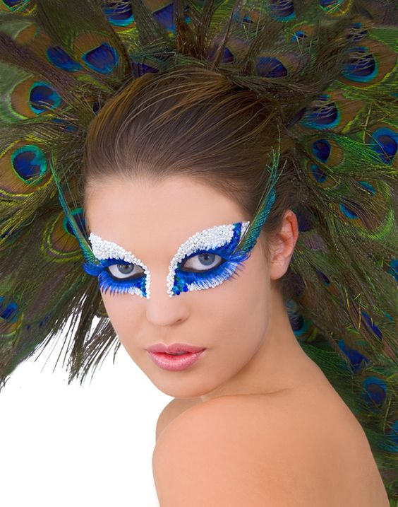 linda-maquiagem-para-carnaval-2017
