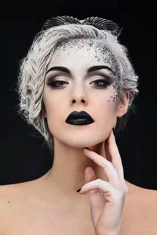 maquiagem-para-carnaval-2017-estilo-gotico