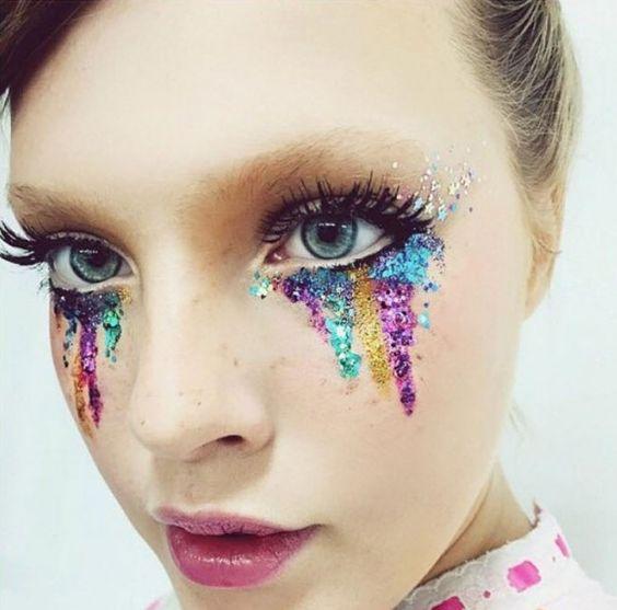 maquiagem-para-carnaval-com-glitter