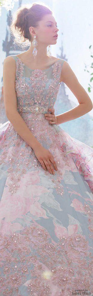 vestidos-de-noiva-coloridos-fotos