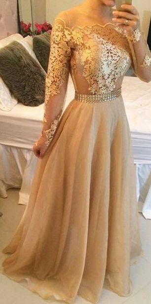 vestidos-de-noiva-dourado
