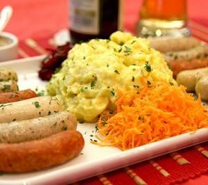 comidas típicas da alemanha