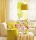 Cores que acalmam amarelo