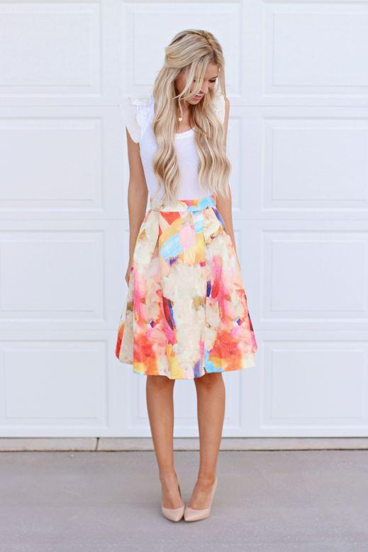 moda-evangelica-2017-vestido-colorido