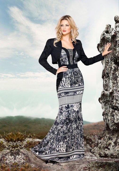 Vestidos Moda Evangélica 2017