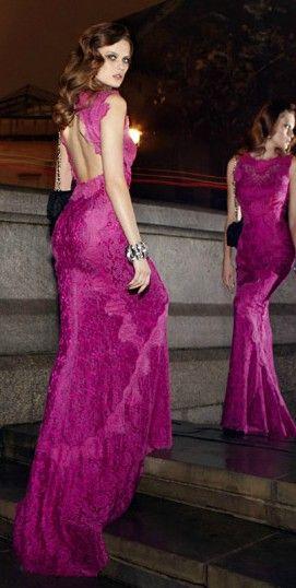 vestidos-de-renda-longo-rosa