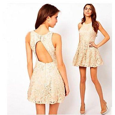 vestidos-dourados-curtos-com-rendas