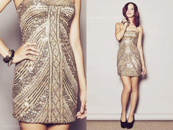 vestidos-dourados-curtos-lindo