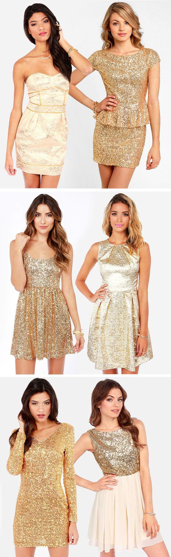 vestidos-dourados-curtos-moda-2017