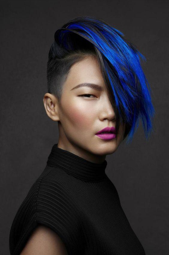 cortes-de-cabelos-curtos-coloridos-2017