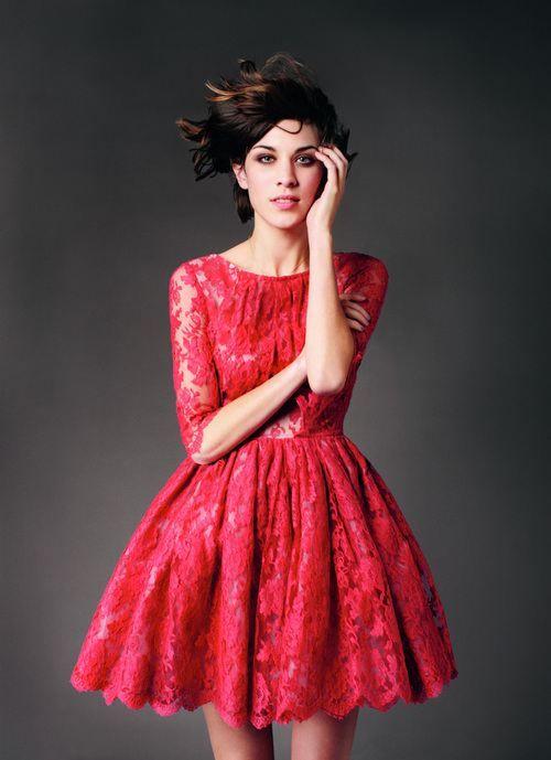 vestidos-vermelho-de-renda