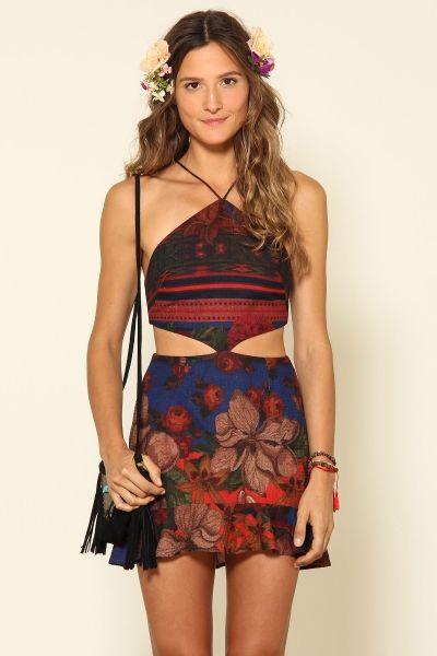 lindos modelos de vestidos primavera 2017