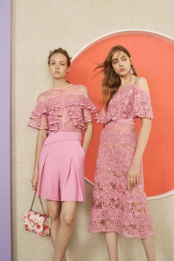 Fotos de vestidos primavera 2017