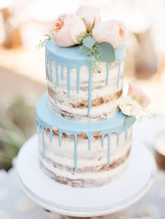 bolos para Casamento 2018