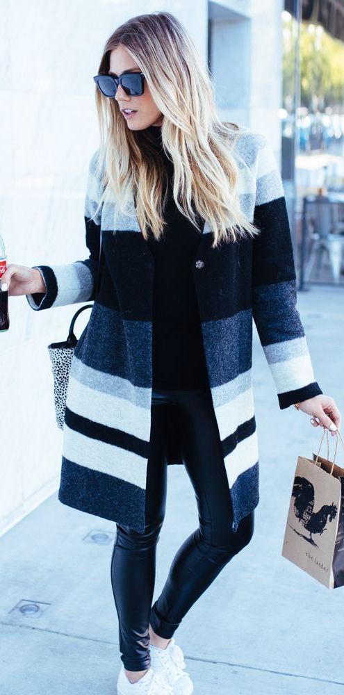 Como usar Casaco inverno 2019