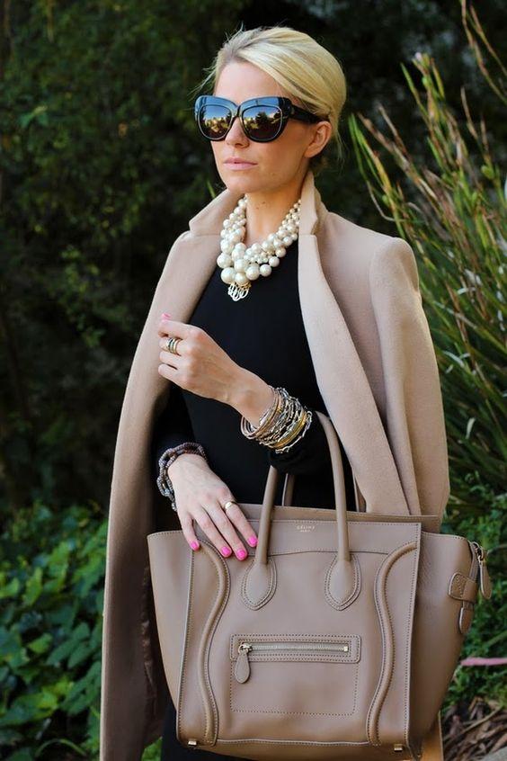 casaco feminino bege