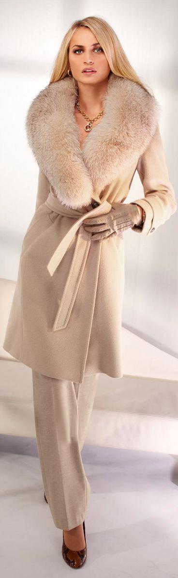 casaco feminino chique