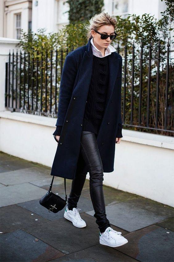casacos pretos