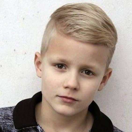 Cortes de cabelo infantil masculinos