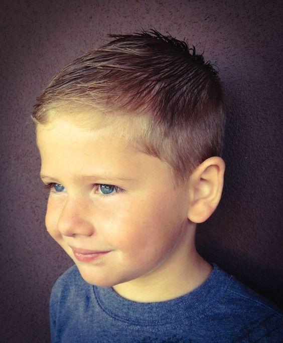 Cortes de cabelo infantil 2019