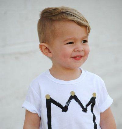 Cortes de cabelo infantil de garotos