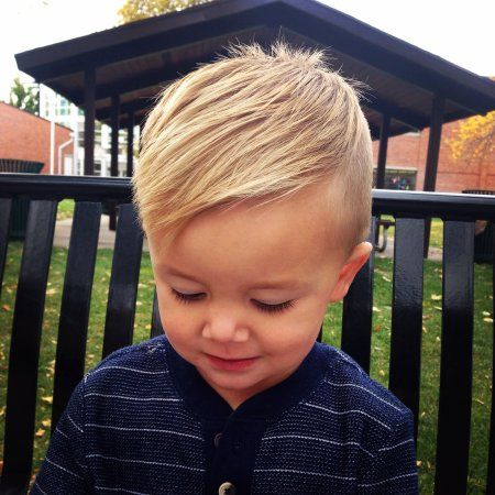 Cortes de cabelo infantil para meninos