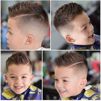 fotos de Corte de cabelo infantil 2019