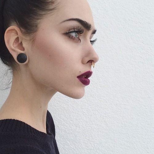 Maquiagem de rockeira 2018
