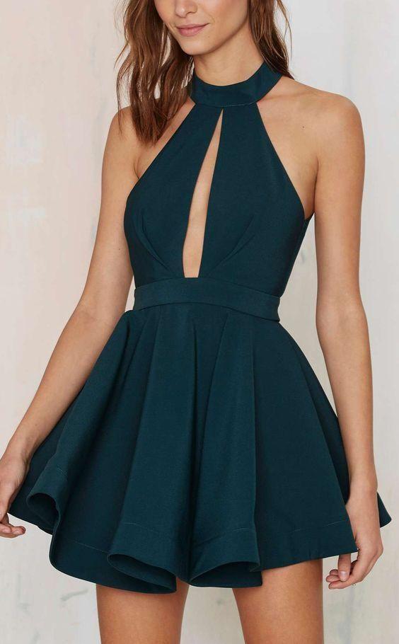 vestidos curtos para festas 2018