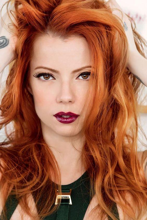 cabelos vermelhos 2018