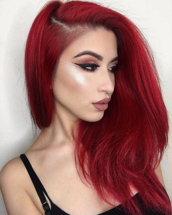 cabelos vermelhos 2019