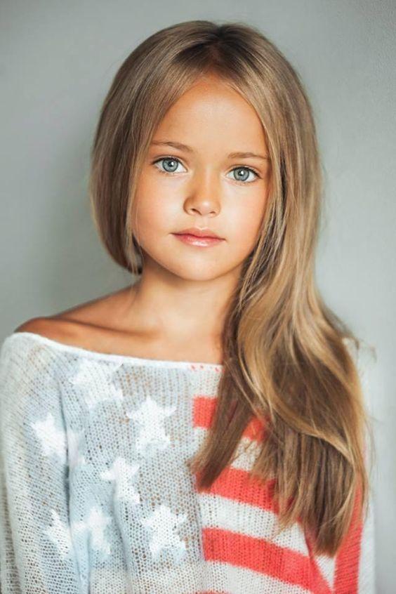 fotos de cortes de cabelo infantil femininos