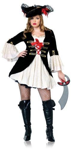 Fantasias Femininas para Festa pirata