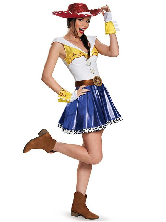 Fantasias Femininas para festas cowgirl