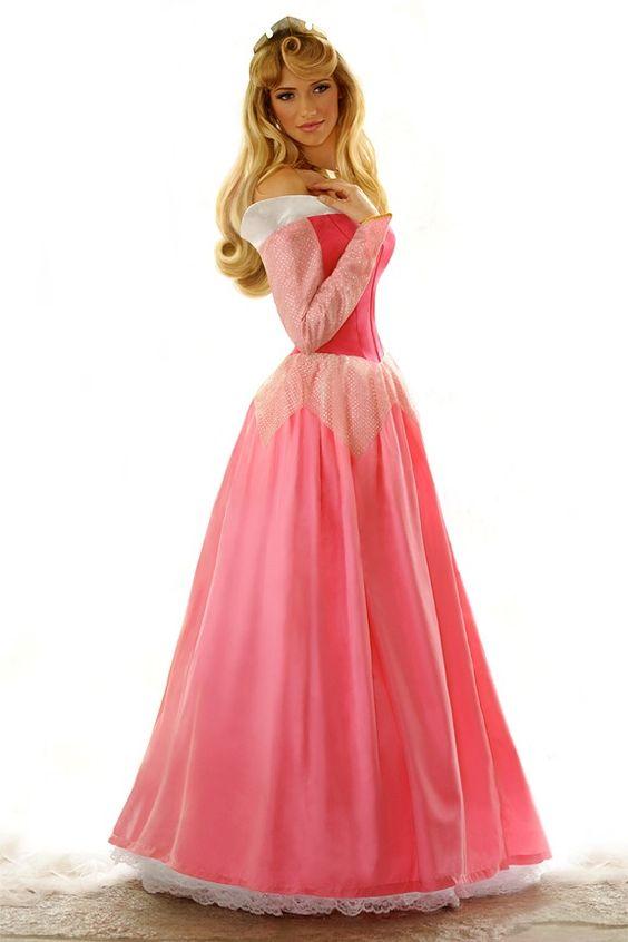Fantasias Femininas para festas de princesas