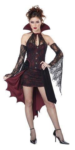 Fantasias Femininas para festas halloween