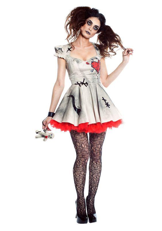 Fantasias Femininas para festas de halloween