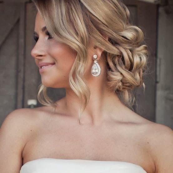 fotos Penteados para Casamento 2018