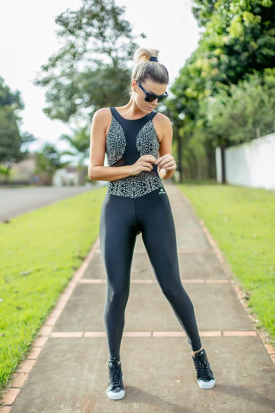 looks moda fitness 2018