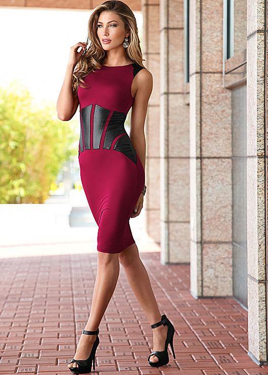 vestidos colados para 2019