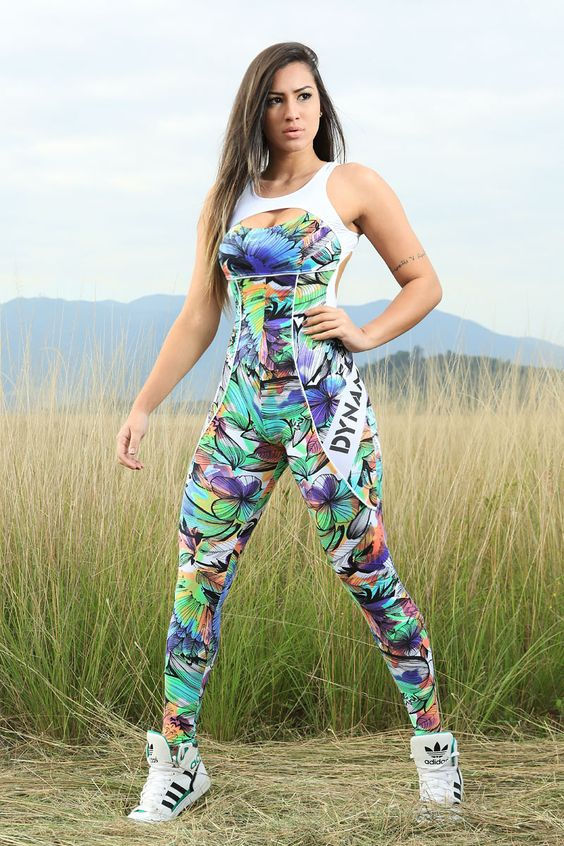 moda fitness feminina 2019