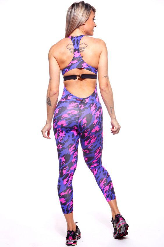 moda fitness feminina 2018