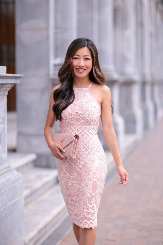 vestidos colados