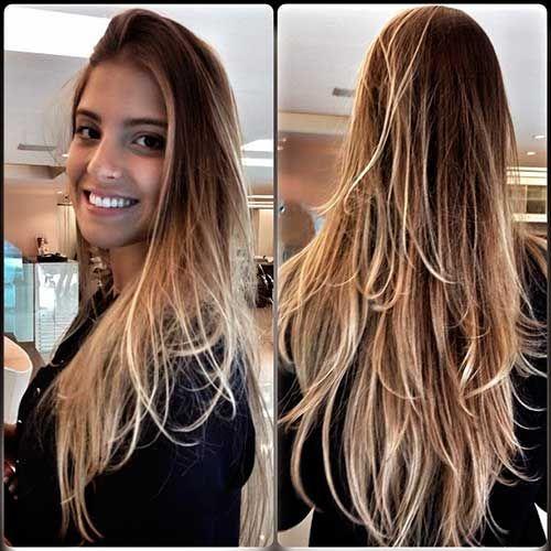 Penteados para cabelos longos 2018