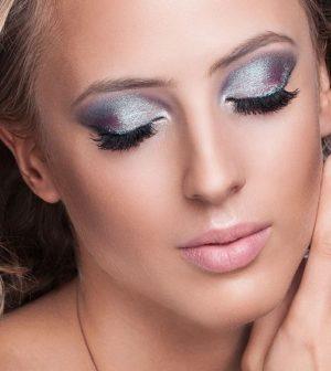 Foto de Maquiagem Metalizada