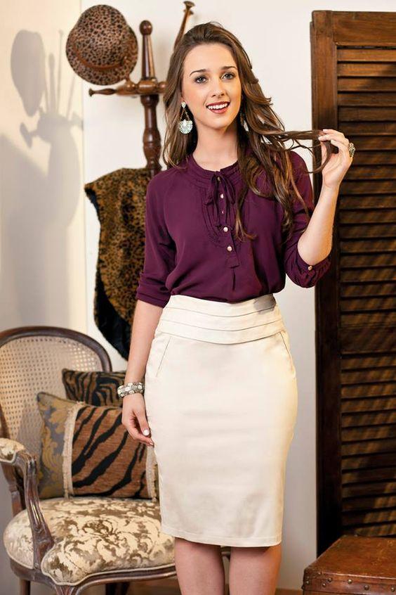 modelos de roupas para evangélicas
