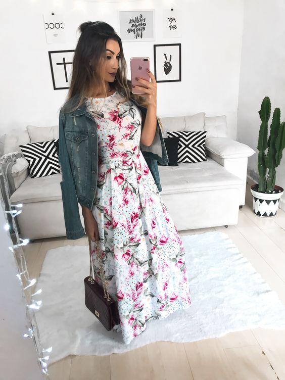 vestidos evangélicos 2019